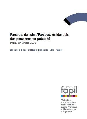 Actes journée partenariale 2016
