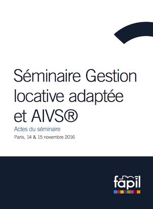 Actes Séminaire GLA AIVS 2016