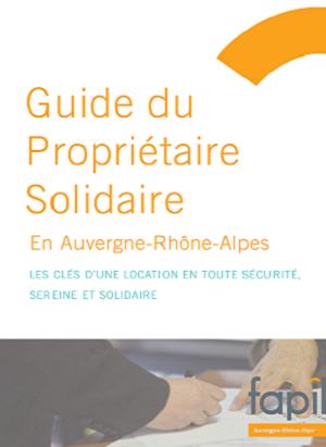 Guide du propriétaire solidaire en Auvergne-Rhône-Alpes