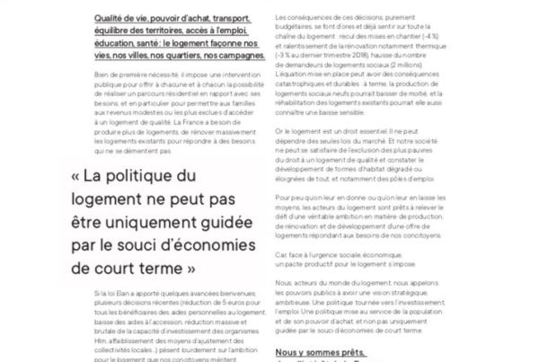 Tribune Le Monde