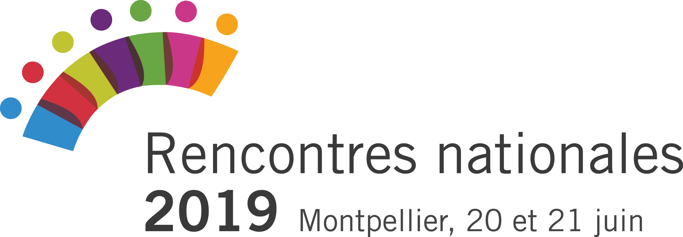 Logo Rencontres nationales 2019
