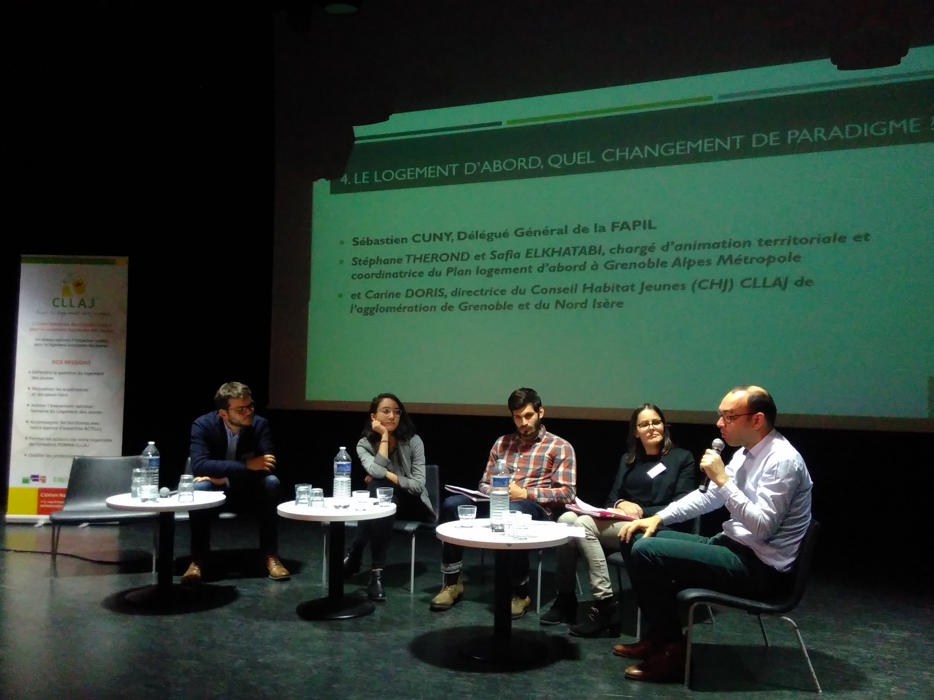 La Fapil intervient à la Conférence de l'UNCLLAJ sur l'accès aux droits des jeunes en matière de logement