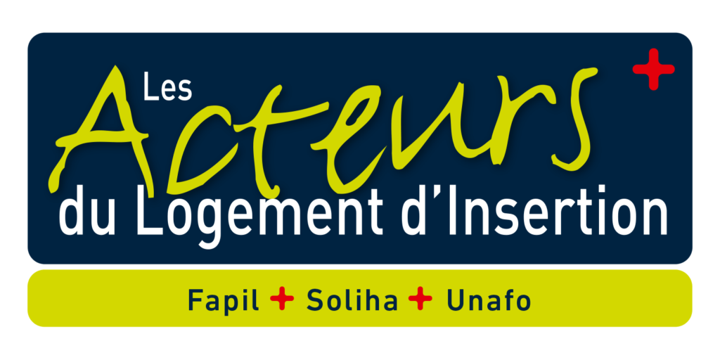 Logo Acteurs du logement d'insertion