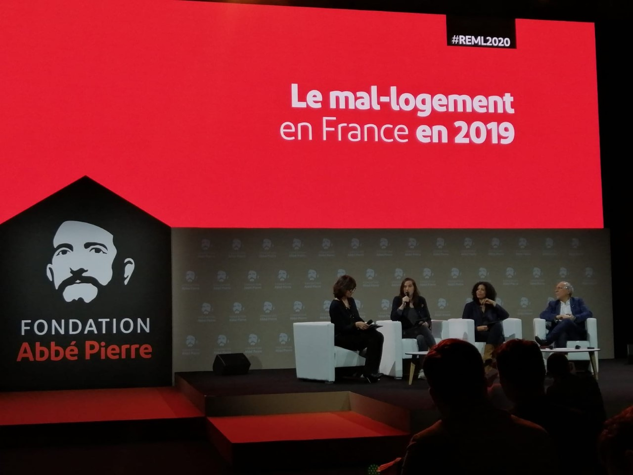 La Fondation Abbé Pierre a présenté son 25è rapport sur «L'État du mal-logement en France»