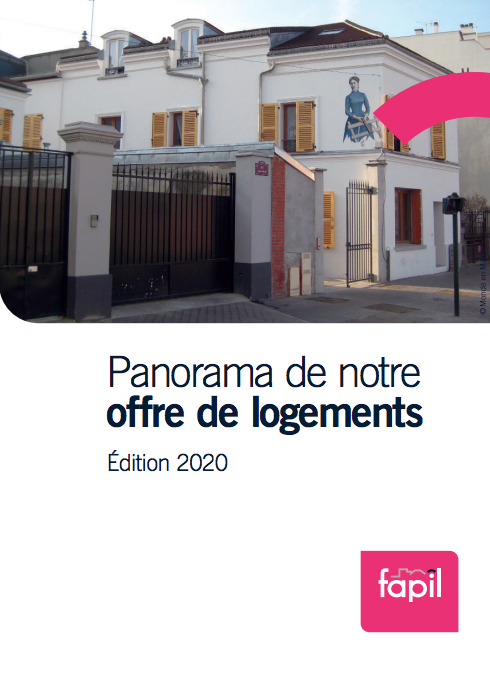 Panorama de notre offre de logements