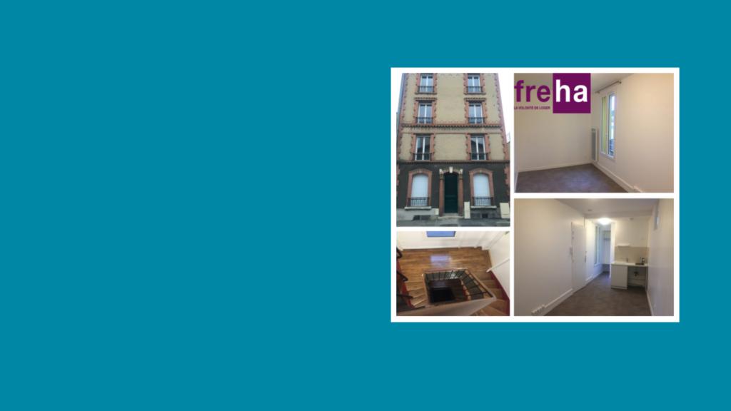 Freha - 8 logements à Montreuil