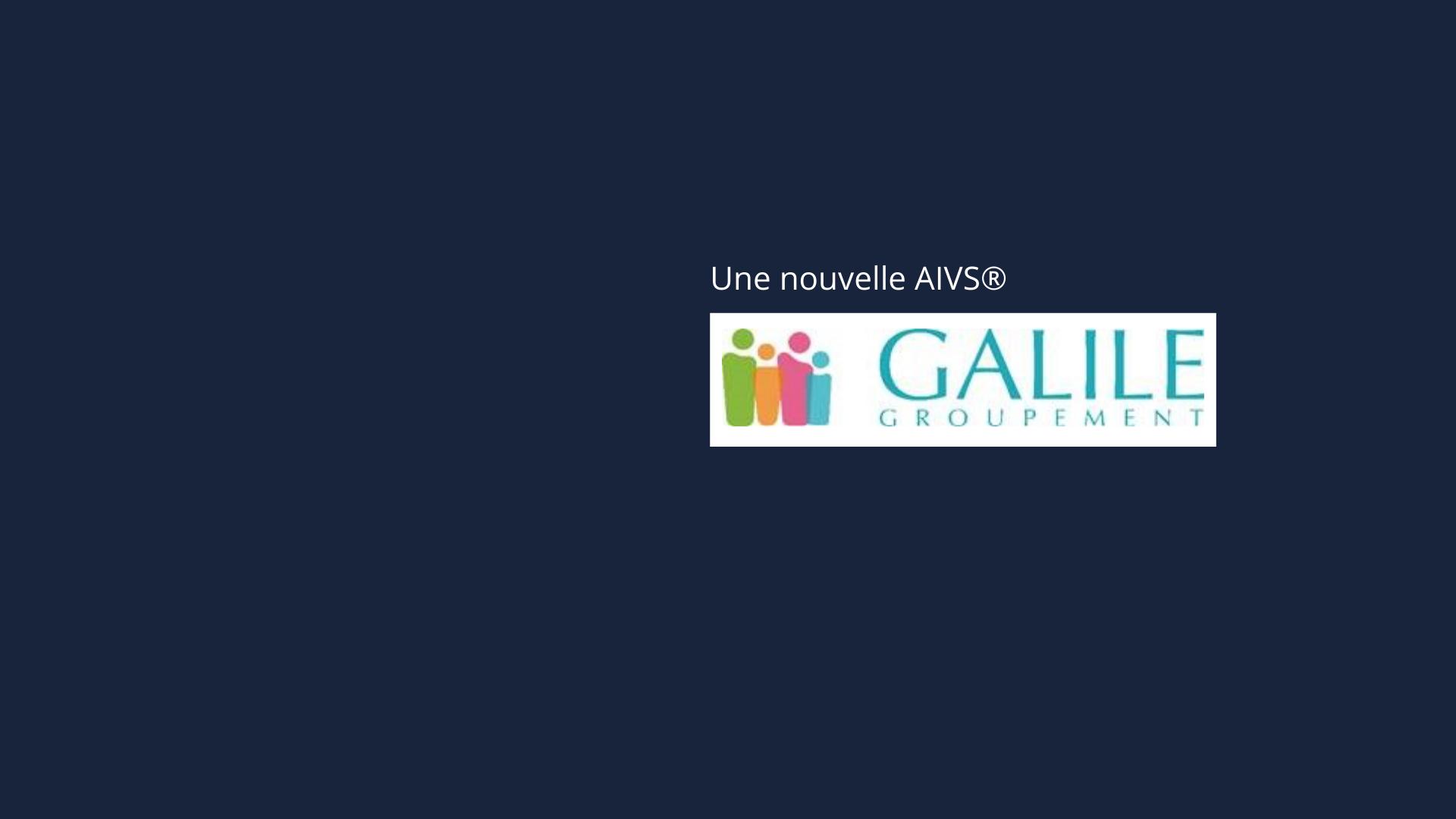Nouvelle AIVS GALILE